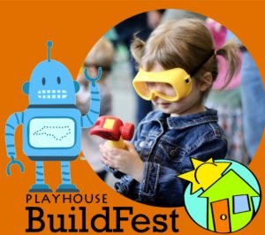 Playhouse BuildFest logo