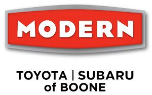 Sponsor: Modern Toyota of Boone