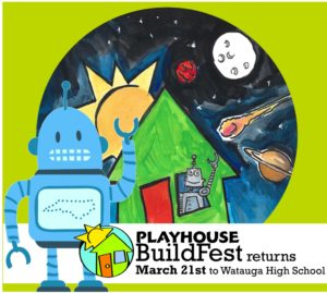 Playhouse BuildFest March 21 2020